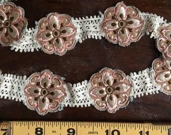 Antique victorian lace  unused