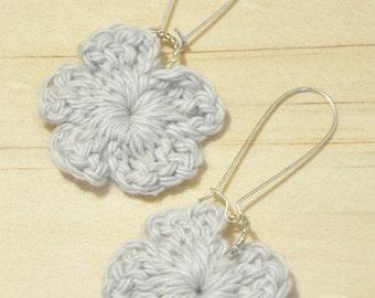 Crochet Earring Sale Handmade earrings -  Crochet earrings