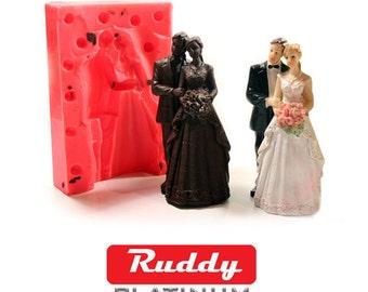 Platinum Ruddy(30 ShorA) top class silicone rubber elastomer for DIY mold making