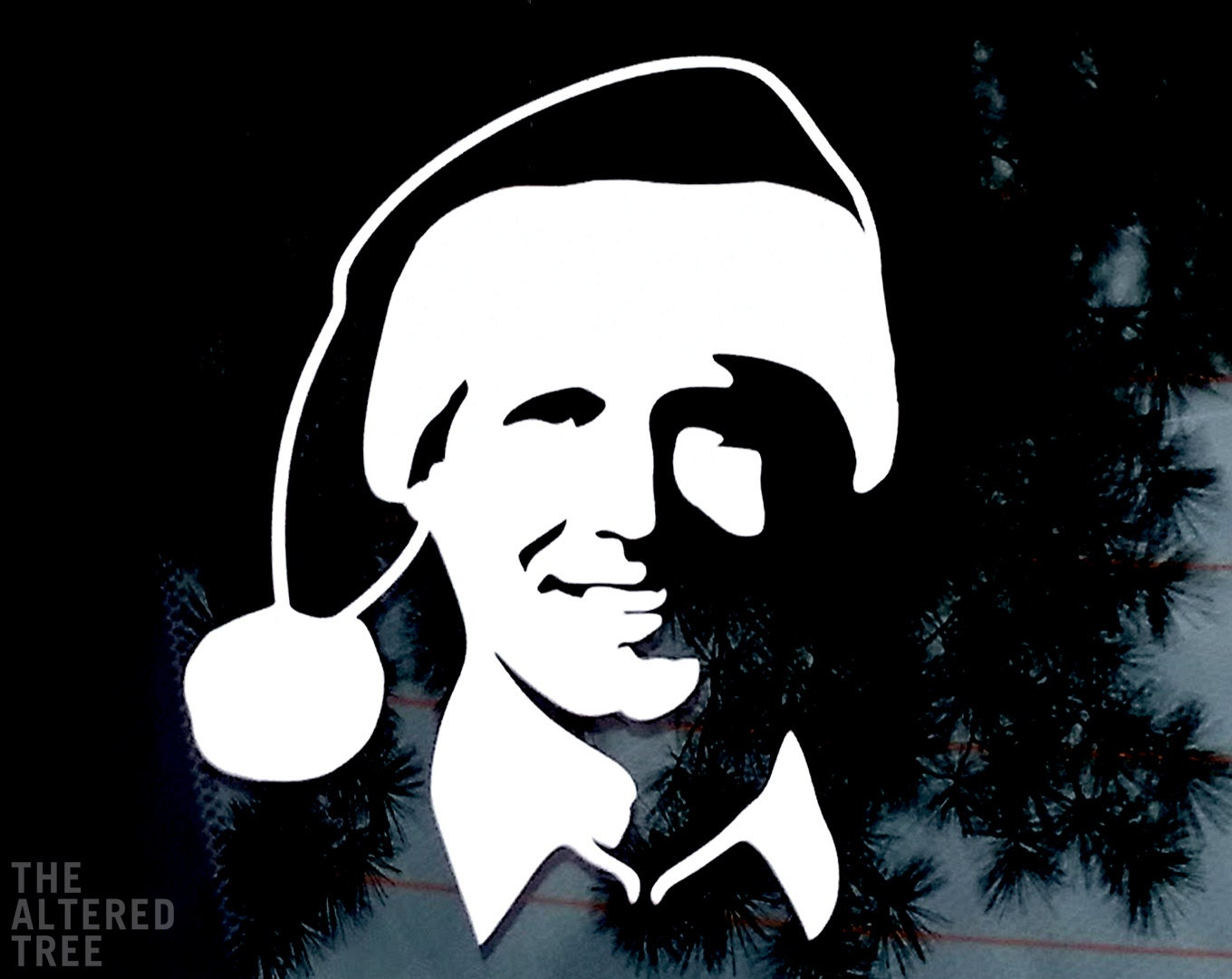The Original Clark Griswold Vinyl Decal National Lampoons