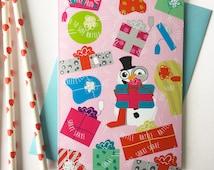 Cheeky Christmas card, holiday card, seasons greetings,
