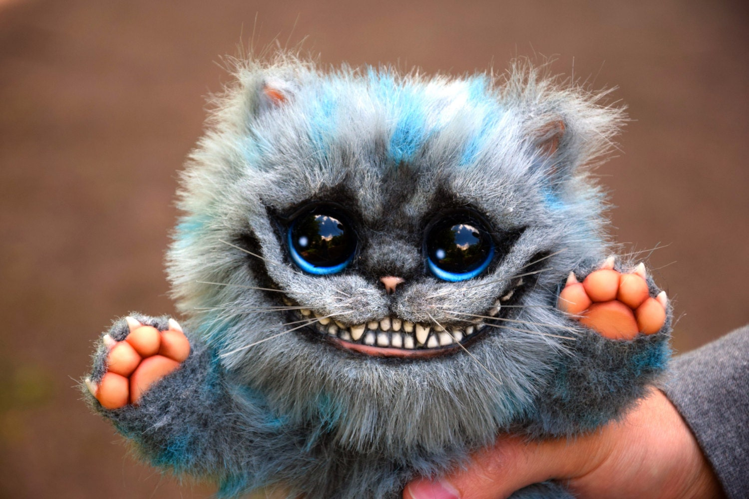 Cheshire Real Cat