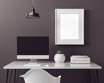 poster frame photography style frame mockup scandinavian poster mockup wood frame poster mockup