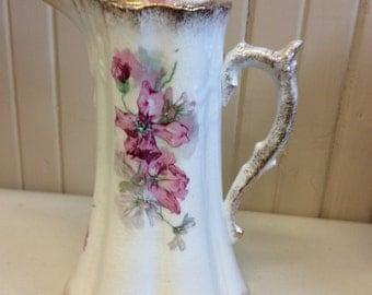 Warwick china coffee pot