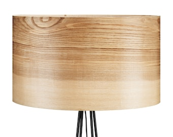 Lighting In Wood Veneer By Sponndesign On Etsy