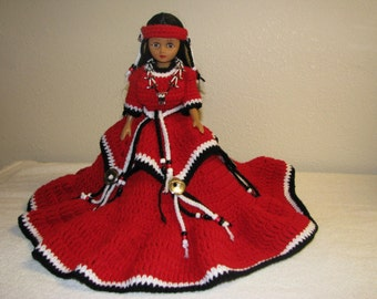 Beautiful Indian Princess Doll