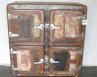 Cabinet Vintage Frige