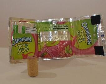 Recycled 'Capri Sun 100% Juice Berry' Wallet