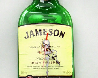Jameson Bottle Clock