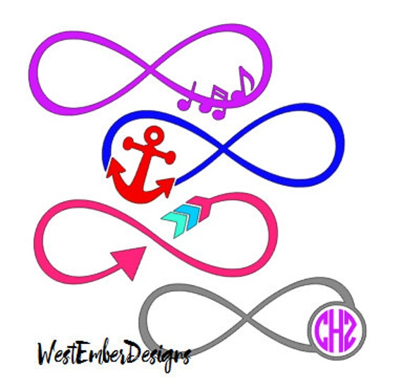 Infinity Decals 5 Inch