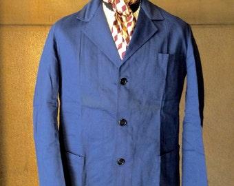 60s Italian Workwear Jacket
