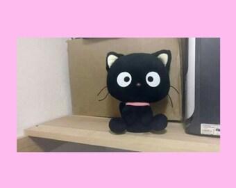Choco Cat Plush