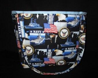US Navy Handbag