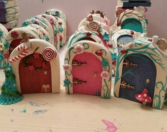 Elf doors and Fairy doors