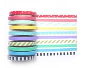 Set of Washi Tape - I'm so Skinny!