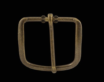 "ONE HUNDRED 1.75"" Antique Brass Mechanical Buckles"