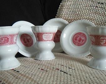 Heinrich Rudesheim Cups/Goblets