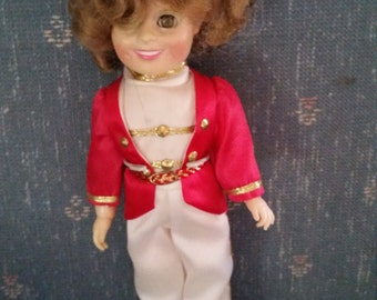 Vintage Ideal Shirley Temple Doll 1982 Poor Little Rich Girl 11 Inches