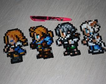 Final Fantasy 14 Tactics Pixel Art