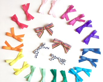 Ribbon Pigtails, price per set of pigtails