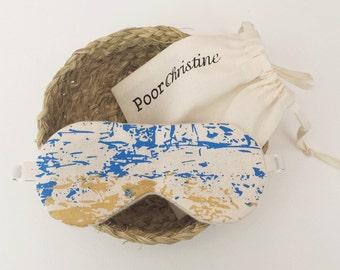 Kids organic cotton sleep mask