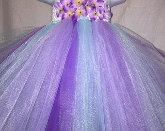 Tutu dress, Special Occasion tutu dress, Easter Dress