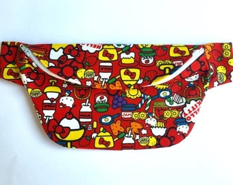 Red Hello Kitty Fanny Pack