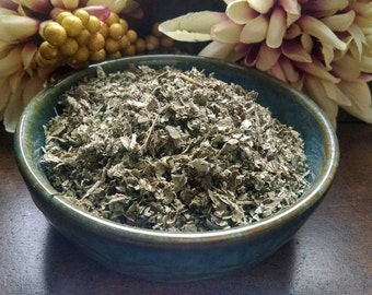 Organic Blackberry leaf