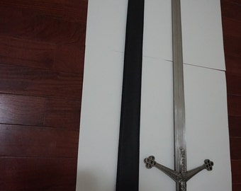 Scirocco Decorative Knight Scottish Claymore(X3S-106)