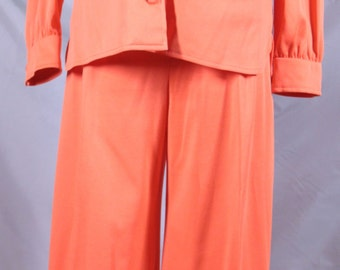Free Shipping: Orange Parade Pantsuit