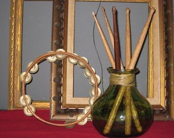 Drumsticks/Ludwig Drumsticks/Regal Tip Jazz Drumstick/Vintage Drumsticks/Percussion/Musical/Vintage Wood Drumsticks