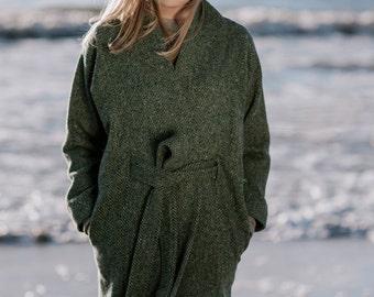 Woolen Coat Motumo 16FW6