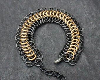 European chain bracelet