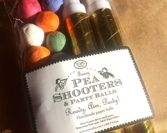 Fun Party Games, Fancy Pea Shooters, Birthday Party Games, Party Fun, Party Activities, Summer Party, Teens, Children, Kids & Adults, Games