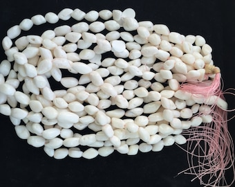 Natural coral nugget/Natural white/Polished Coral Beads/10mm to 18mm/coral beads supplies