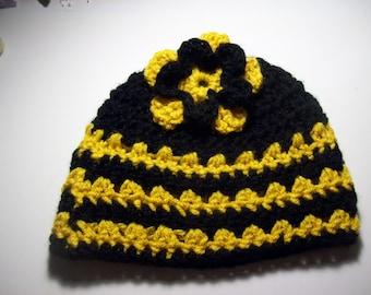 Baby Bumblebee Hat