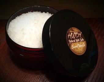 HUTCH-natural bath salts (Sweet Vanilla)