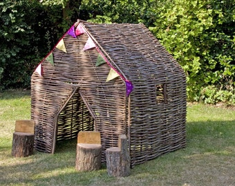 Childrens Den playhouse -   FREE DELIVERY
