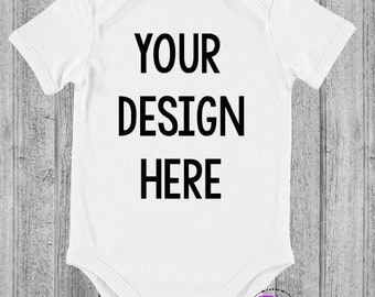 Personalised bodysuit/romper/onesie - your design