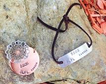 SLFL Tour - Bracelet /Necklace Set