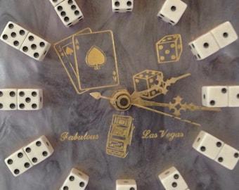 Las Vegas Dice Clock