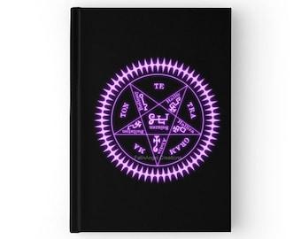 Black Butler Sebastian Michaelis Sigil Hard Cover Journal Book