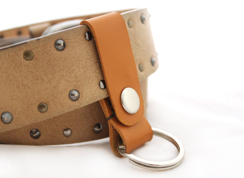 En cuir porte cl ceinture porte cl en cuir v ritable for Porte traduction