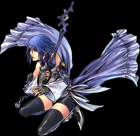 AQUA Kingdom Hearts Armor Cosplay by Sernikovic on Etsy  AQUA Kingdom He...