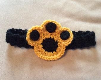 Paw Print Headband