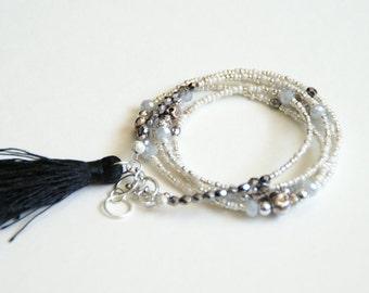 Skull Wrap Bracelet