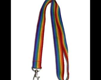 LGBT Pride Lanyard