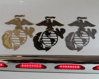 Marine Corps Custom Laser Cut Emblems