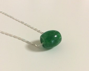 Jade Stone Necklace