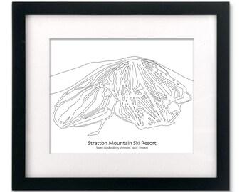 Stratton Mtn Ski Resort - Current Ski Resorts of Vermont